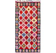 Link to 4' 8 x 9' 6 Moroccan Runner Rug
