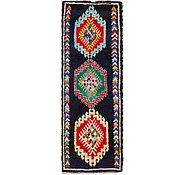 Link to 3' 9 x 10' 6 Moroccan Runner Rug