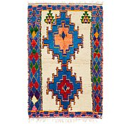Link to 4' 6 x 7' 7 Moroccan Rug