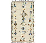 Link to 4' 7 x 8' 8 Moroccan Rug