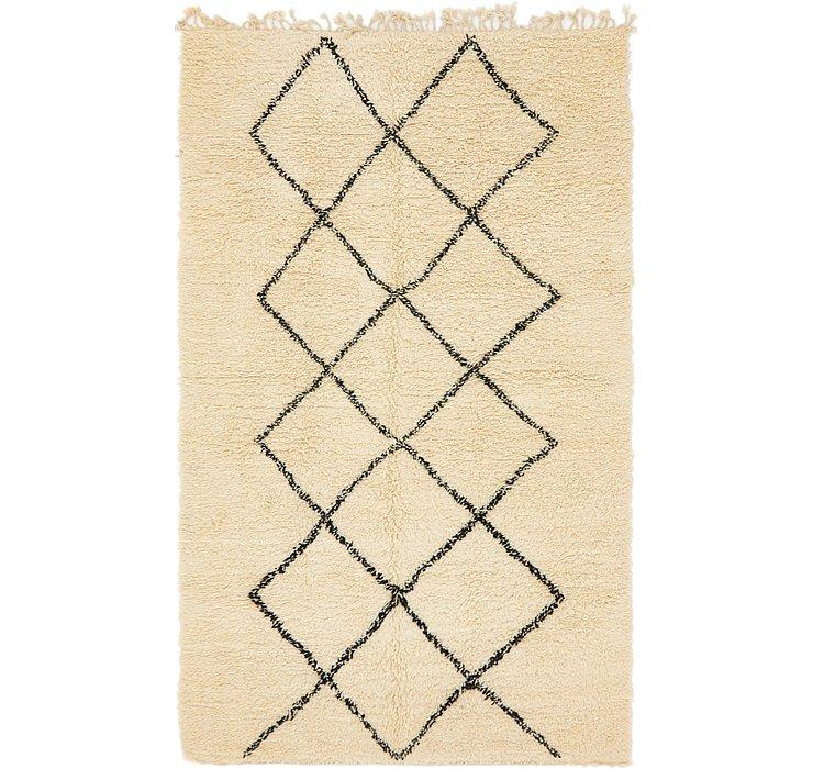 6' 2 x 10' 8 Moroccan Rug