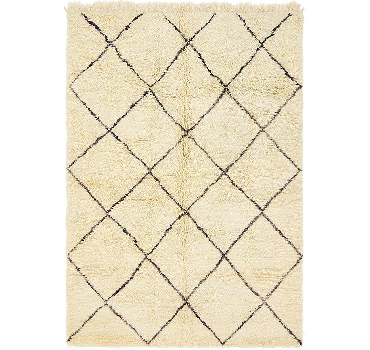6' 9 x 9' 9 Moroccan Rug