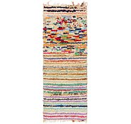 Link to 2' 10 x 7' 9 Moroccan Runner Rug