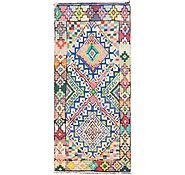 Link to 3' 8 x 8' 2 Moroccan Runner Rug