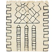 Link to 5' 5 x 6' 2 Moroccan Square Rug
