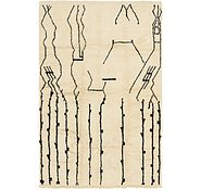 Link to 193cm x 295cm Moroccan Rug