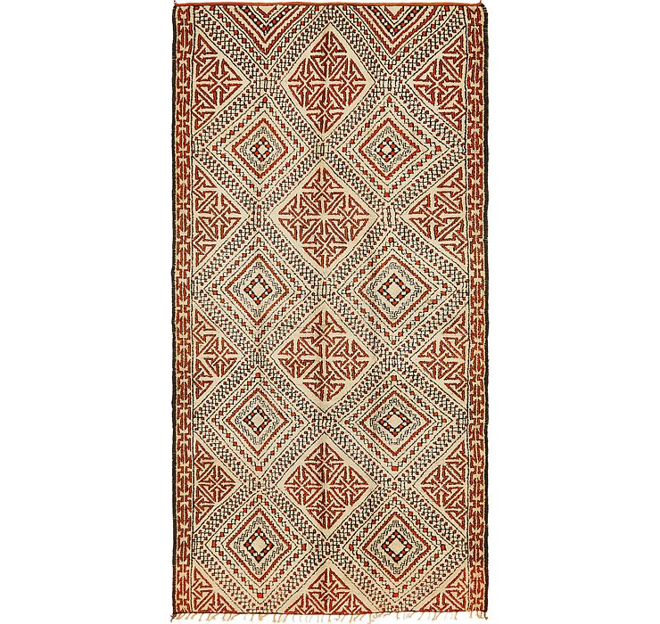 7' 2 x 14' 9 Moroccan Rug