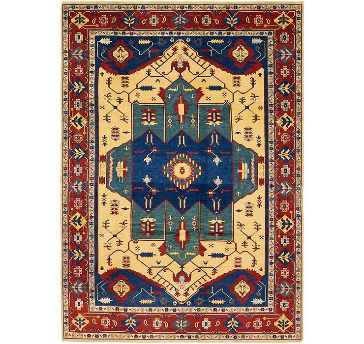 8' 2 x 11' 10 Kazak Oriental Rug