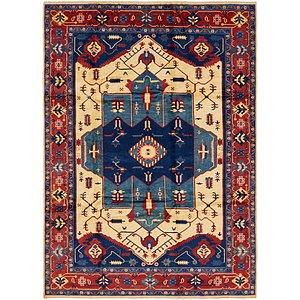 8' 2 x 11' 5 Kazak Oriental Rug