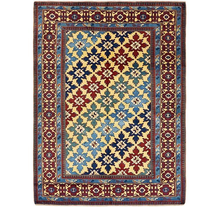 5' 2 x 7' 2 Kazak Oriental Rug