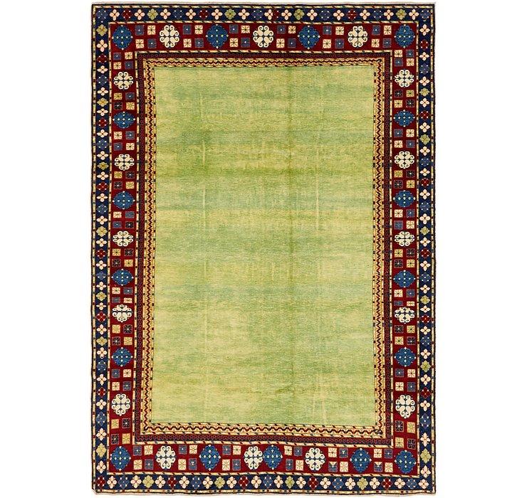 5' 10 x 8' 5 Kazak Oriental Rug