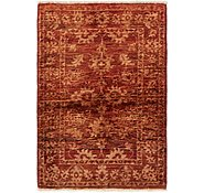Link to 2' x 2' 10 Over-Dyed Ziegler Rug