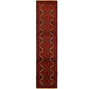 Link to 2' 7 x 11' 10 Balouch Persian Runner Rug