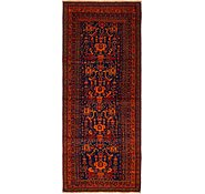 Link to 3' 3 x 8' Balouch Persian Runner Rug