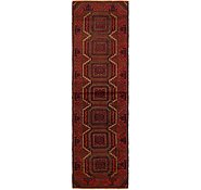 Link to 2' 8 x 9' 4 Balouch Persian Runner Rug