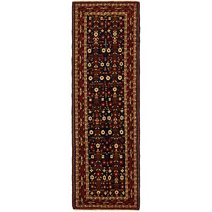 3' x 9' 7 Ghoochan Persian Runner...