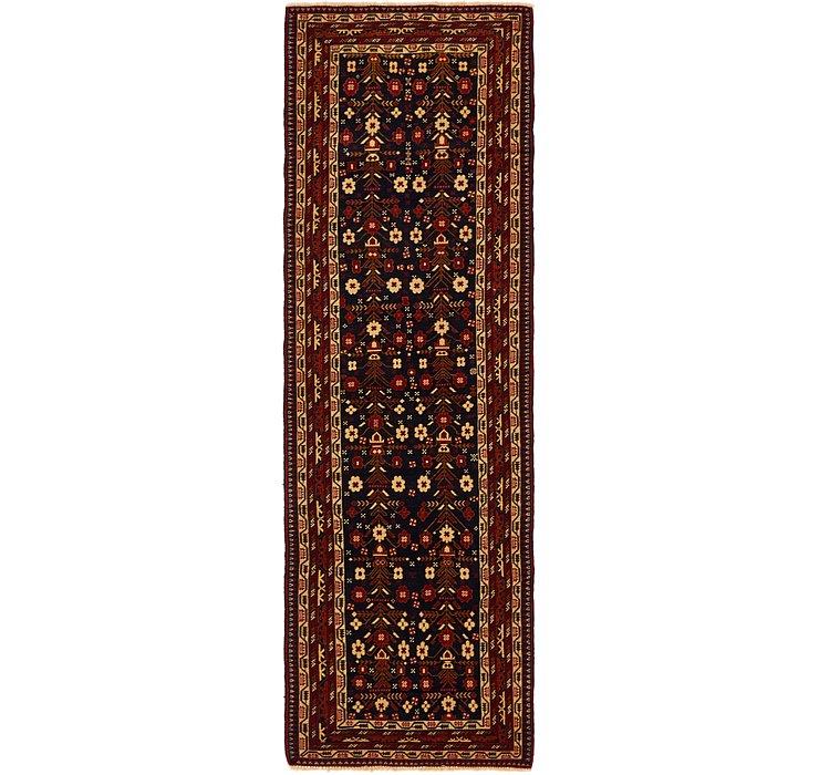 3' x 9' 7 Ghoochan Persian Runner...