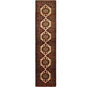 Link to 85cm x 380cm Ardabil Persian Runner Rug