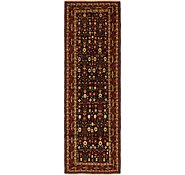 Link to 3' x 9' 6 Ghoochan Persian Runner Rug