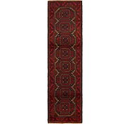 Link to 80cm x 285cm Balouch Persian Runner Rug
