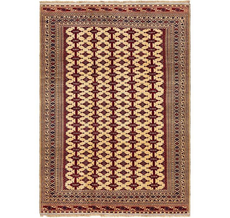 7' 5 x 10' 3 Bokhara Oriental Rug