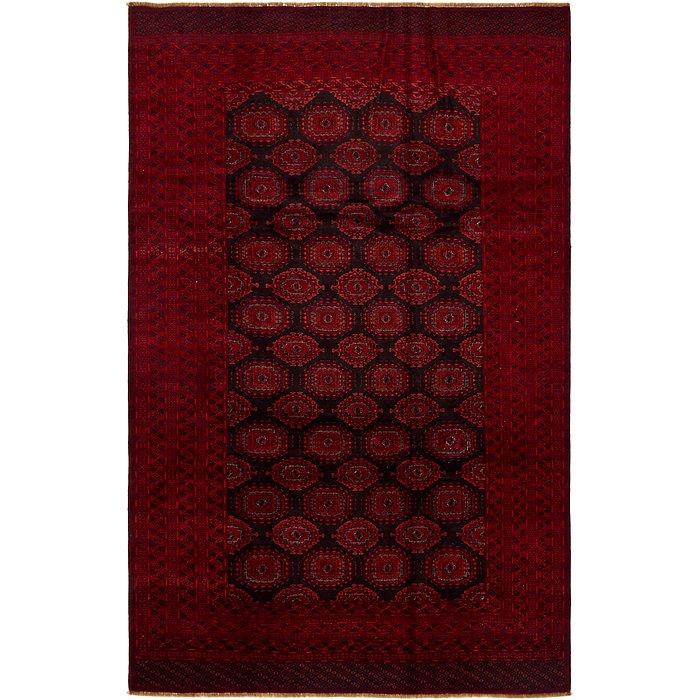 7' 4 x 11' 5 Afghan Mouri Rug