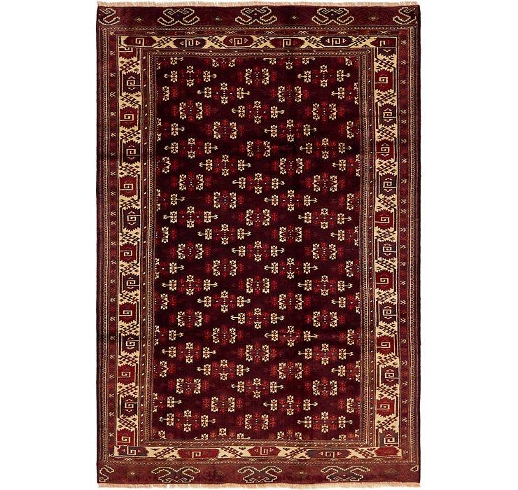 6' 10 x 10' 2 Bokhara Oriental Rug