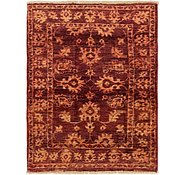 Link to 2' 2 x 2' 9 Over-Dyed Ziegler Rug