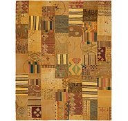Link to 7' 9 x 9' 10 Kilim Patchwork Rug
