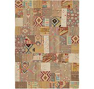 Link to 8' 3 x 11' 9 Kilim Patchwork Rug