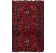 Link to 2' 6 x 4' 2 Khal Mohammadi Rug