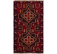 Link to 2' 8 x 4' 11 Balouch Persian Rug