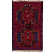 Link to 80cm x 132cm Balouch Persian Rug