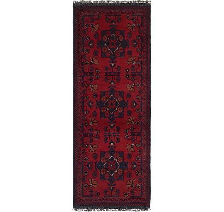 55cm x 147cm Khal Mohammadi Runner Rug