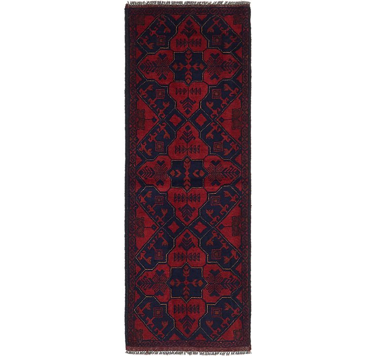 50cm x 147cm Khal Mohammadi Runner Rug