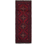 Link to Unique Loom 1' 9 x 5' Khal Mohammadi Runner Rug
