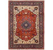 Link to 267cm x 370cm Varamin Persian Rug