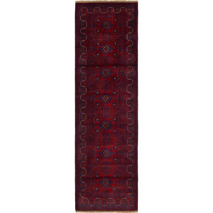 2' 9 x 9' 7 Khal Mohammadi Runner Rug