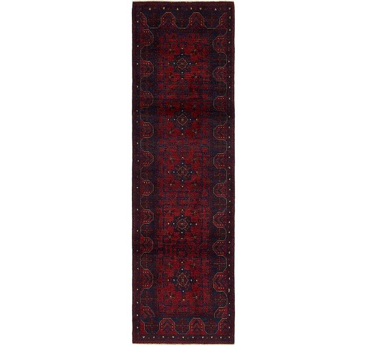 2' 9 x 9' 9 Khal Mohammadi Runner Rug