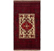 Link to 3' x 5' 10 Balouch Persian Rug