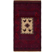 Link to 3' x 5' 7 Balouch Persian Rug