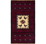 Link to 90cm x 160cm Balouch Persian Rug