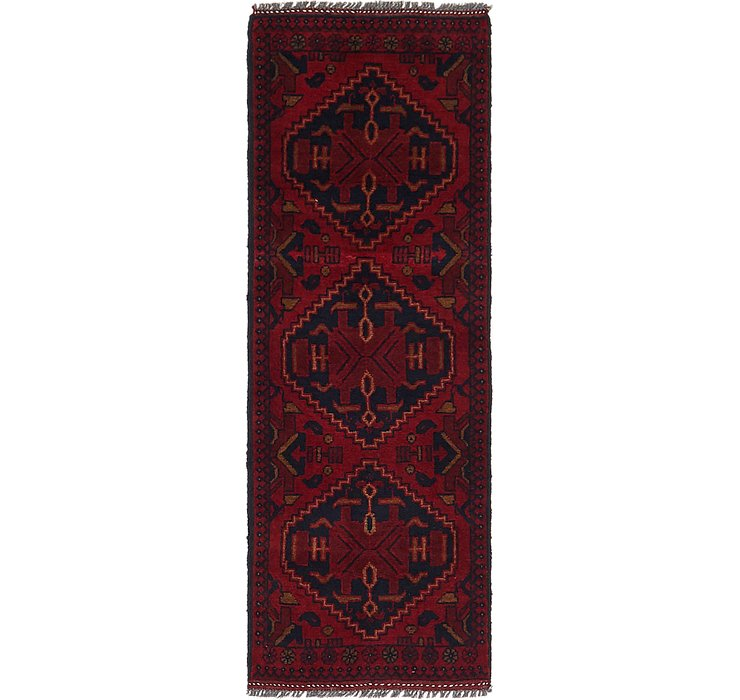 50cm x 152cm Khal Mohammadi Runner Rug