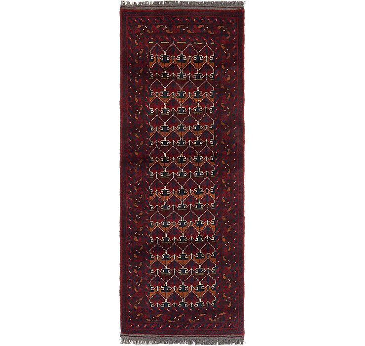 1' 8 x 5' Khal Mohammadi Runner Rug