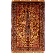 Link to 6' 9 x 10' 1 Kashan Persian Rug