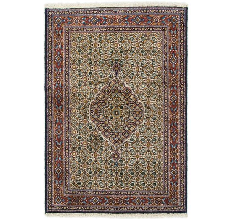 3' 2 x 4' 8 Mood Persian Rug