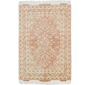 Link to 3' 4 x 5' 1 Tabriz Persian Rug