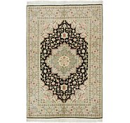 Link to 3' 3 x 4' 10 Tabriz Persian Rug