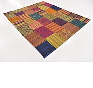 Link to 6' 10 x 8' 6 Kilim Patchwork Rug