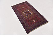 Link to 2' 7 x 4' 7 Balouch Persian Rug